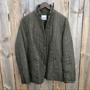 Aspesi | Quilted Thermore Liner Jacket Size M